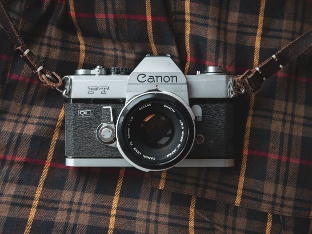 Canon FT QL front view